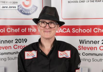 Denbigh school chef clinches LACA Wales School Chef of the Year crown